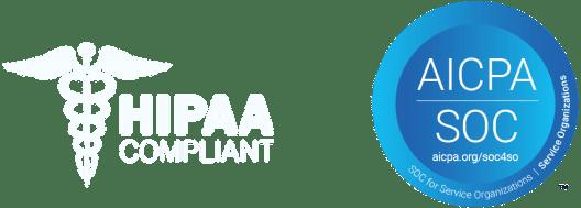 HIPAA Compliant, AICPA-SOC Attestation